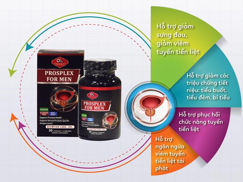 prosplex for men có tốt không