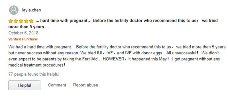 fertilaid for men có tốt không