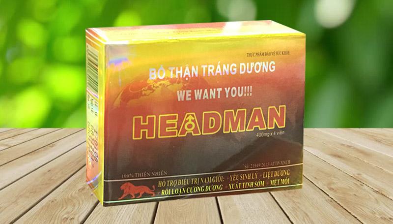 headman có tốt không