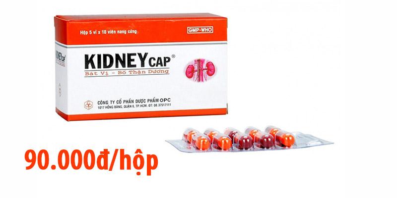 bổ thận kidneycap có tốt không