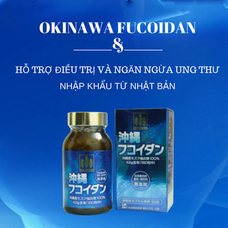 fucoidana okinawa có tốt không