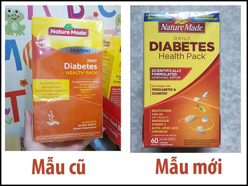 diabetes health pack có tốt không