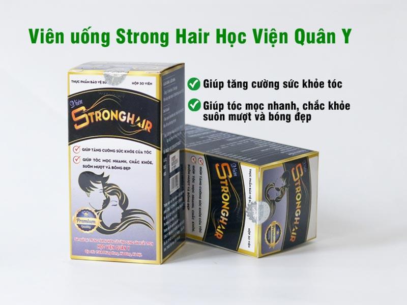 strong hair có tốt không