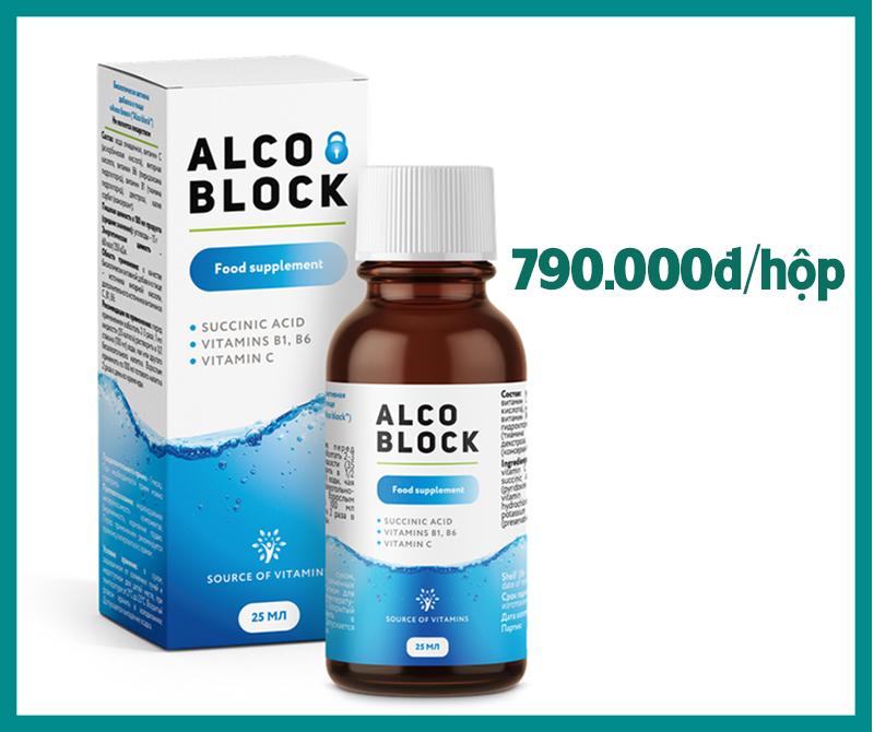 gia alco block