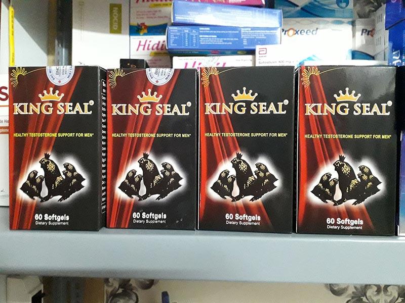 king seal có tốt không