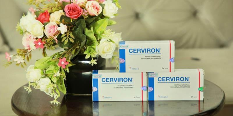 viên đặt cerviron có tốt không