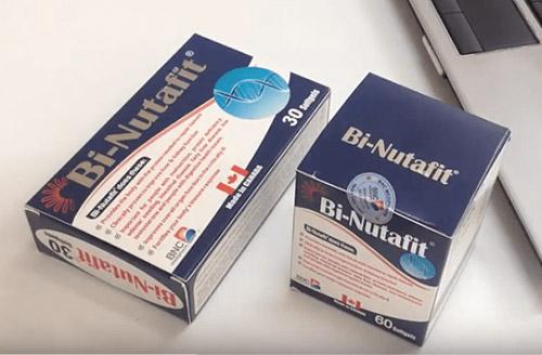 bi nutafit có tốt không