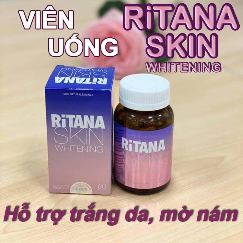 ritana skin whitening có tốt không