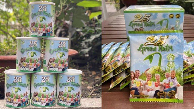 25 green nutri 4