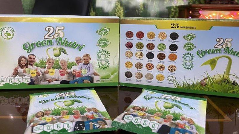 25 green nutri 5