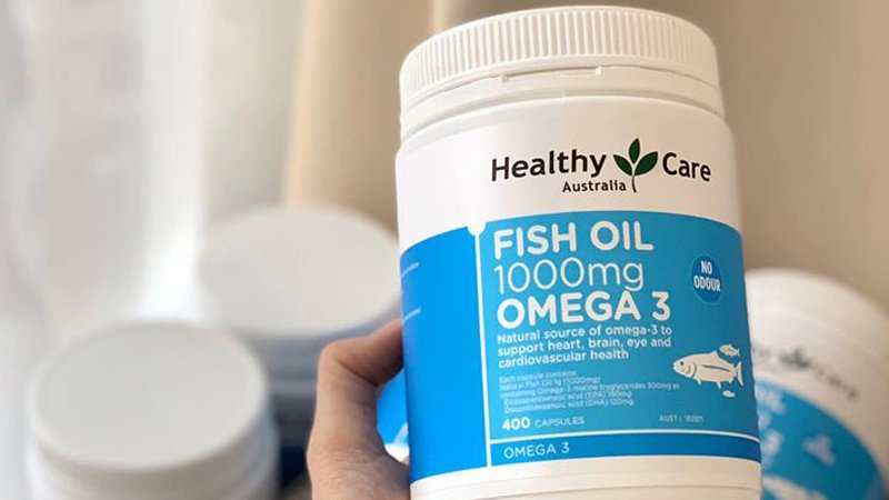 healthy care fish oil 1000mg omega 3 5