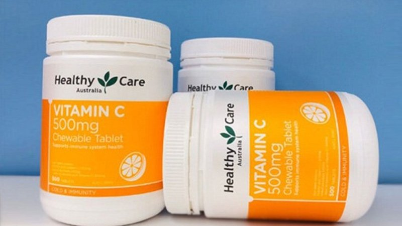 healthy care vitamin c 50mg 4