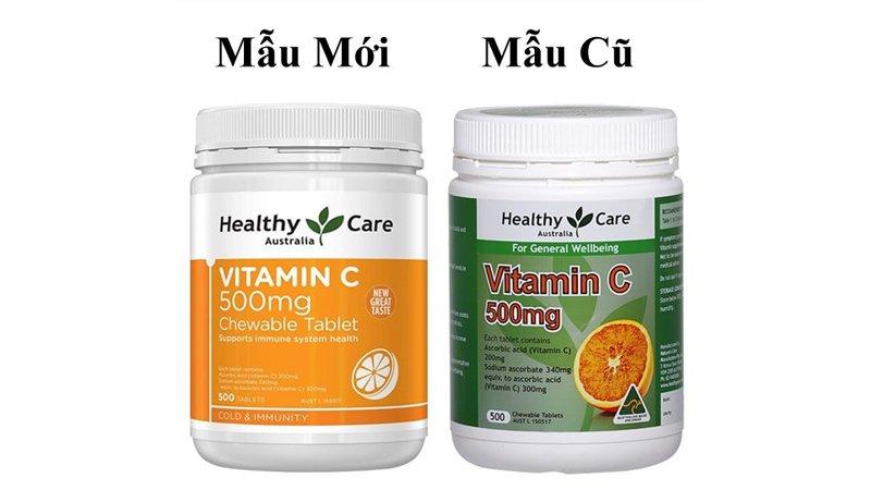 healthy care vitamin c 50mg 7